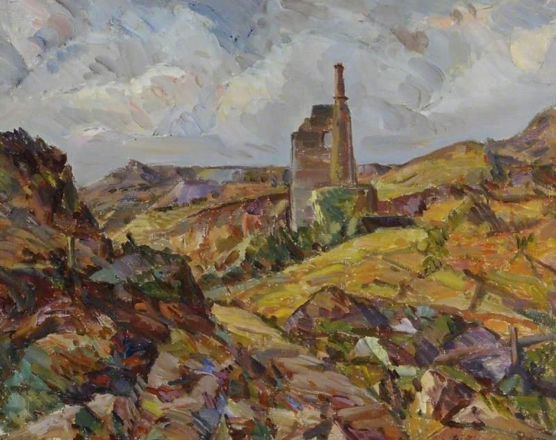 Post-impressionism Elliott Seabrooke