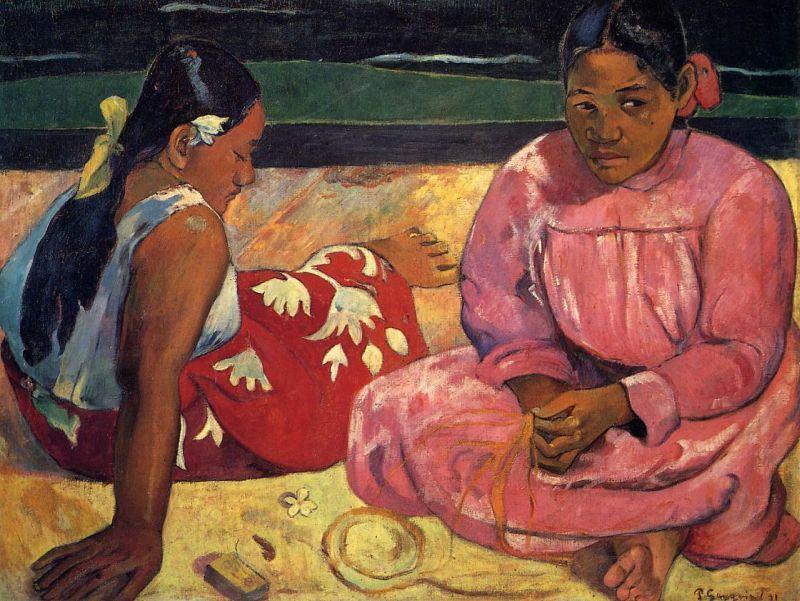 Paul Gauguin Quand te maries-tu