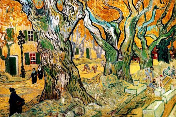 Post-impressionism the first step to the new art (in the 20th century)