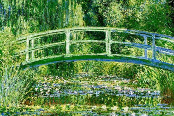 Impressionism – the desire to capture the surrounding world