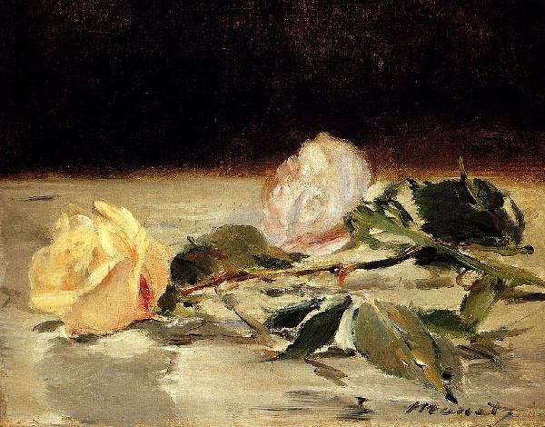 Edouard Manet flowers