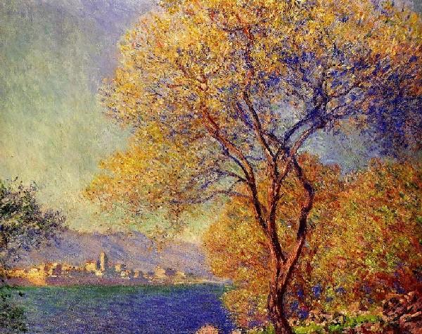 Claude Monet Cape Antibes