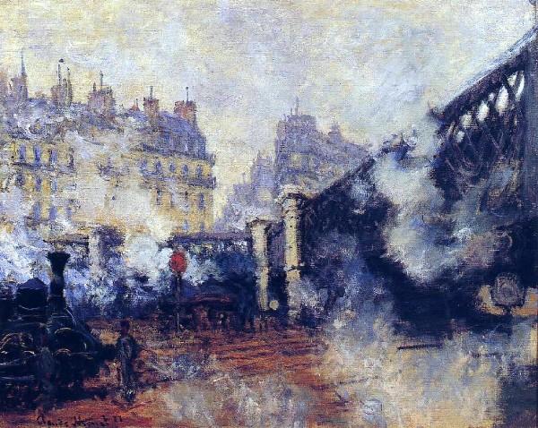 Paris Saint-Lazare station