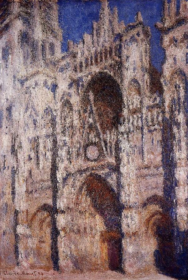 Claude Monet Rouen Cathedral