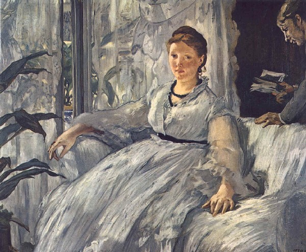 Edouard Manet The mystery of Leon