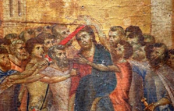 Cimabue painting