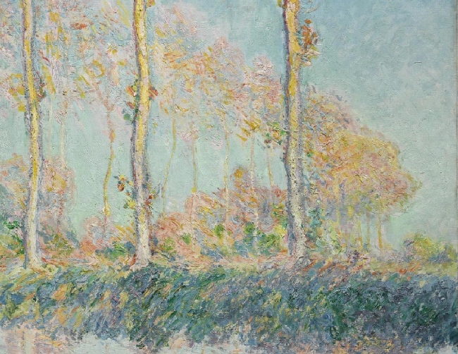 Claude Monet fan facts