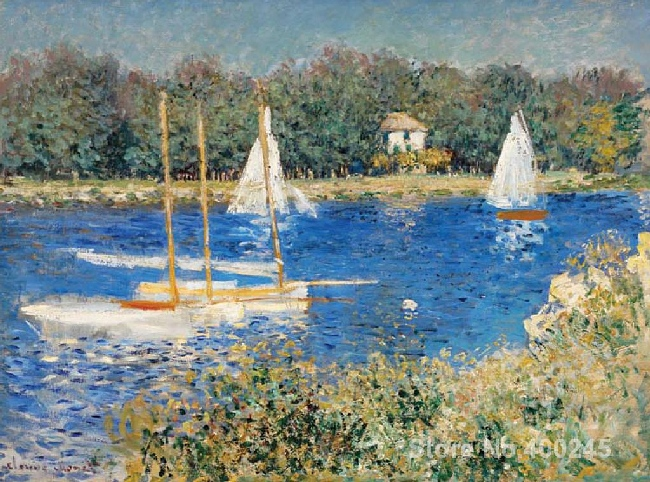 Claude Monet interesting facts