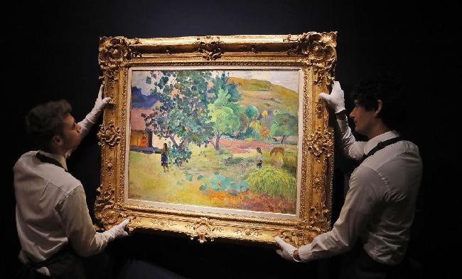 Dmitry Rybolovlev Paul Gauguin