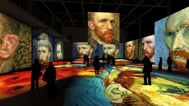 The 'Meet Vincent van Gogh Experience' come to London in 2020