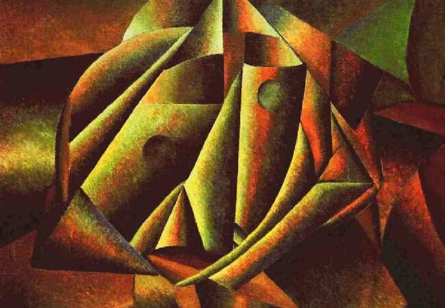 Cubism art – the amazing complexity of simple forms in paintings