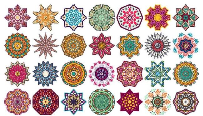 mandala coloring meaning
