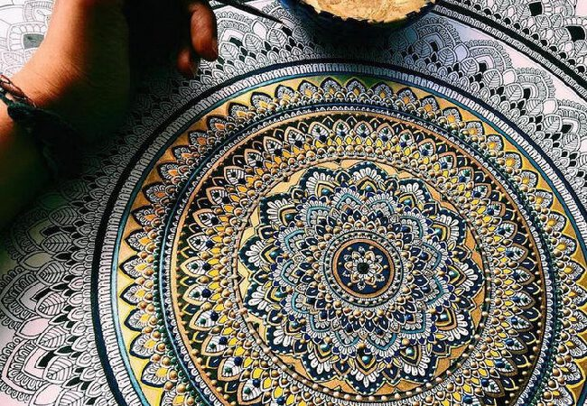 Mandala – what does it mean? Mandala is a symbol of…