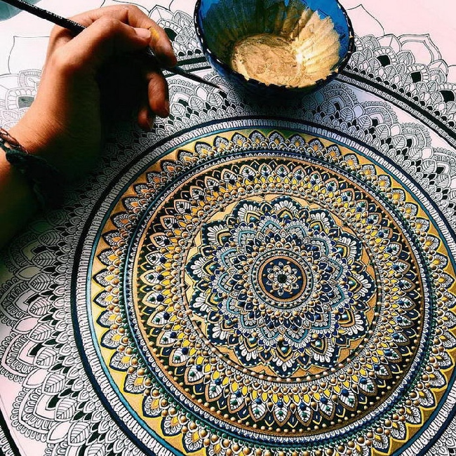 Mandala – what does it mean? Mandala is a symbol of…