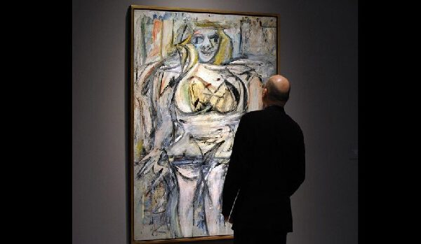 Most expensive painting sold (100-137 million$) Top 5