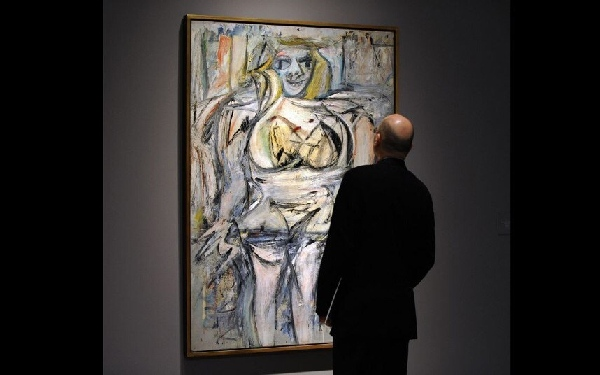 Most expensive painting sold (115-137 million$) Top 5